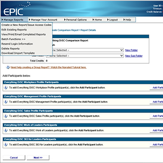 How Does an EPIC Administrator Account Work